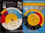 Kodak Snapshot Kodaguide - the dials- cool little old-school photo computer