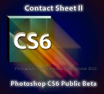 Photoshop CS6  - Old Feature Plug-in - Contact Sheet ll is Back !