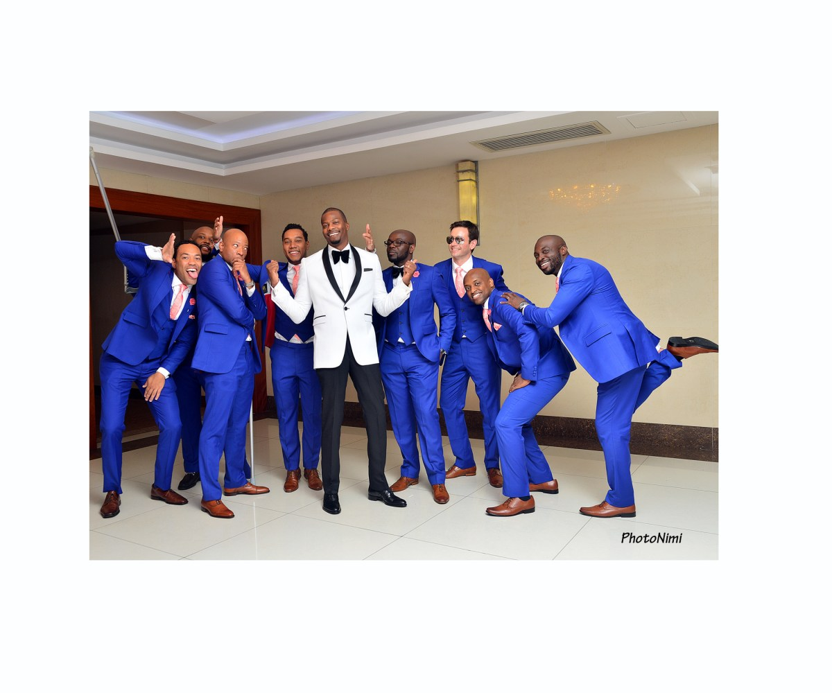 2015/16 Groom & Groom's Men Outfits