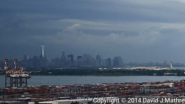 New York Skyline (David J Mathre)