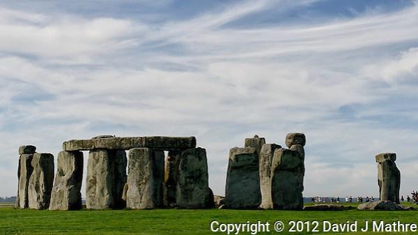 Summer Morning at Stoneheng. Image taken with a Nikon D800 and 50 mm f/1.4G lens (ISO 100, 50 mm, f/5.6, 1/1600 sec). (David J. Mathre)