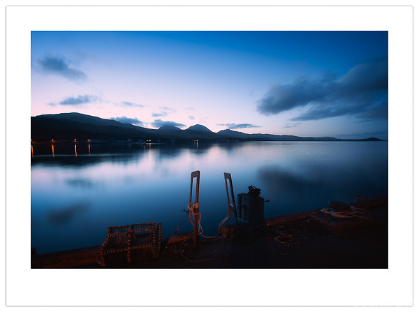 Dusk on the Isle of Jura, Scotland (Ian Mylam/© Ian Mylam (www.ianmylam.com))
