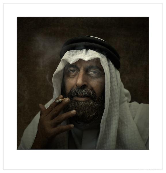 Street Portrait - Manama, Bahrain, 2012 (© Ian Mylam)