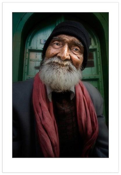 Street portrait, Chandni Chowk, Old Delhi, India (Ian Mylam/© Ian Mylam (www.ianmylam.com))