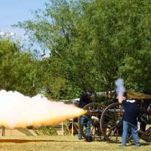 1861 six pound howitzer