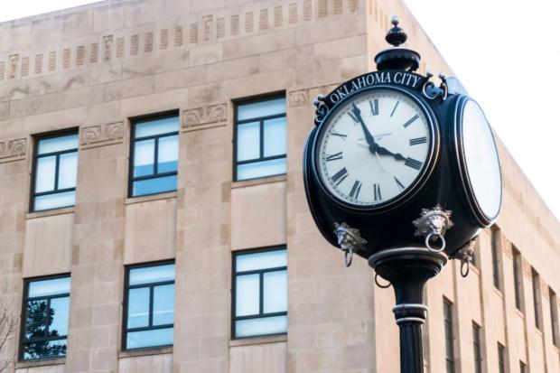 Oklahoma City Clock