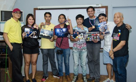 Winners Batch 8 Weekdays Basic Photography August 22-26, 2016