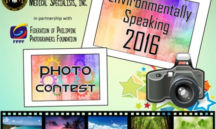 Call for Entries: Environmentally Speaking 2016