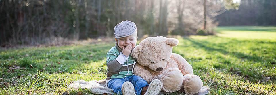 {family} Familien-Shoot in der Fränkischen Schweiz – Babyfotograf Franken
