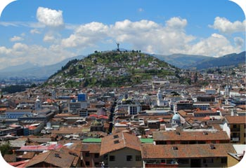 Ecuador! We've been there.
