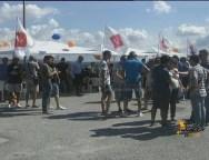 Gioia Tauro, sciopero dei lavoratori portuali: Non c'è la facciamo più