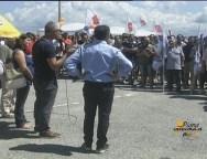 Gioia Tauro, sciopero portuali la protesta continua