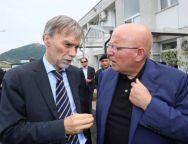 Porto di Gioia Tauro, Incontro proficuo tra il Ministro Delrio ed il Presidente Oliverio