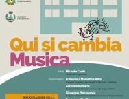 Sabato 3 ottobre Inaugurazione Liceo Musicale di Cinquefrondi