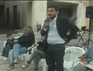 Cinquefrondi, incontro in piazza con l'amministrazione comunale