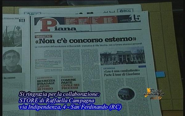 Rassegna Stampa 12 Febbraio 2016