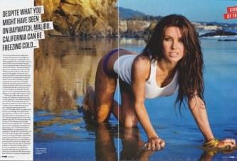 Audrina Patridge en bikini