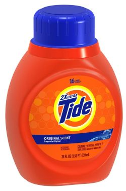Small Of Wisk Laundry Detergent