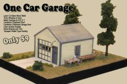 Small Of One Car Garage