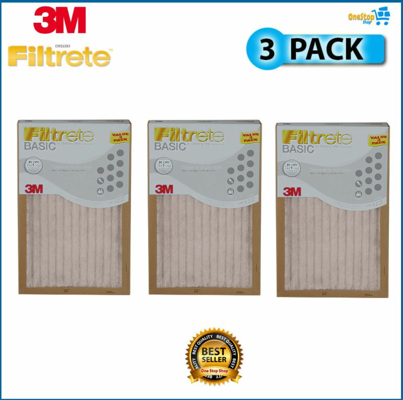 distinguished of shipping filtrete basic air furnace filter pleated ...