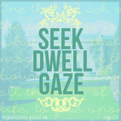 Seek Dwell Gaze