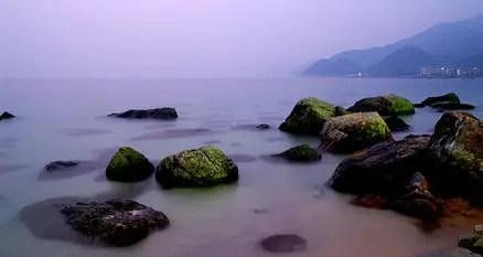 Morning Rocks