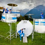 Largest Drum Kit The Big Boom