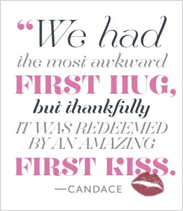 Our Wedding First Kiss Quotes. QuotesGram