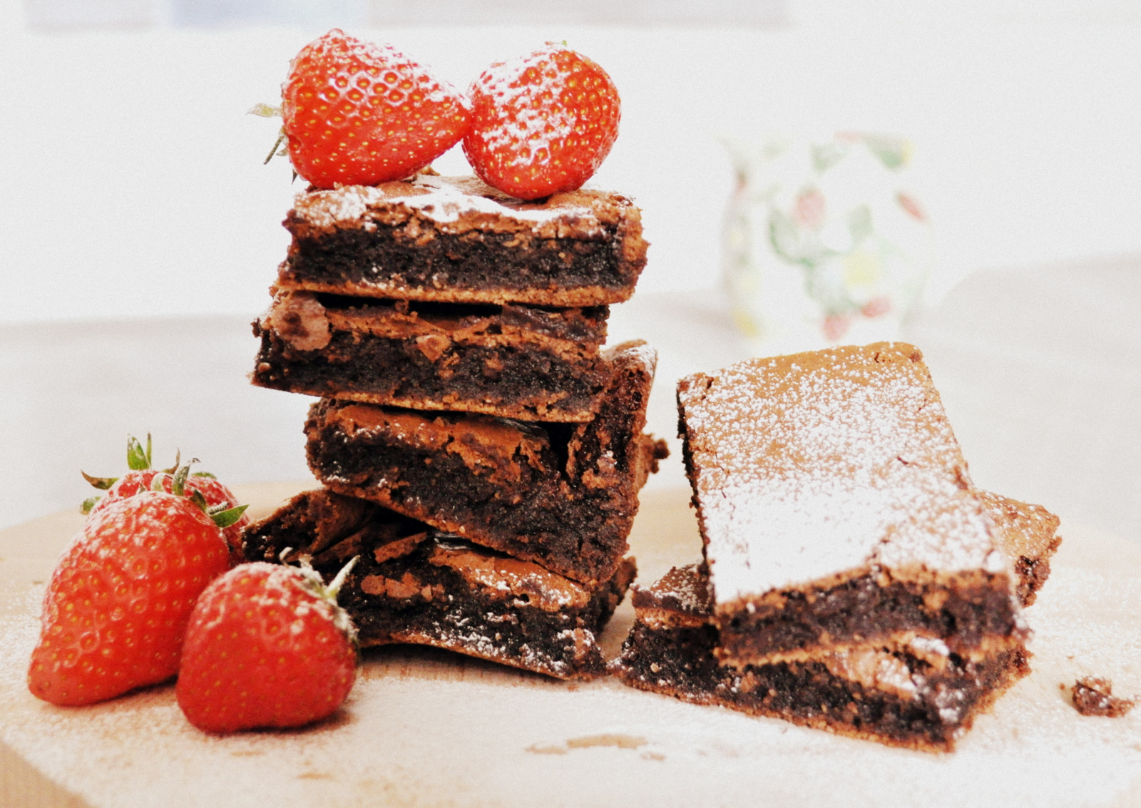 Astonishing Brownies Most Indulgent Chocolate Brownies Ever S Patisserie How Long Do Brownies Last Refrigerator How Long Do Brownies Last Stoned nice food How Long Do Brownies Last