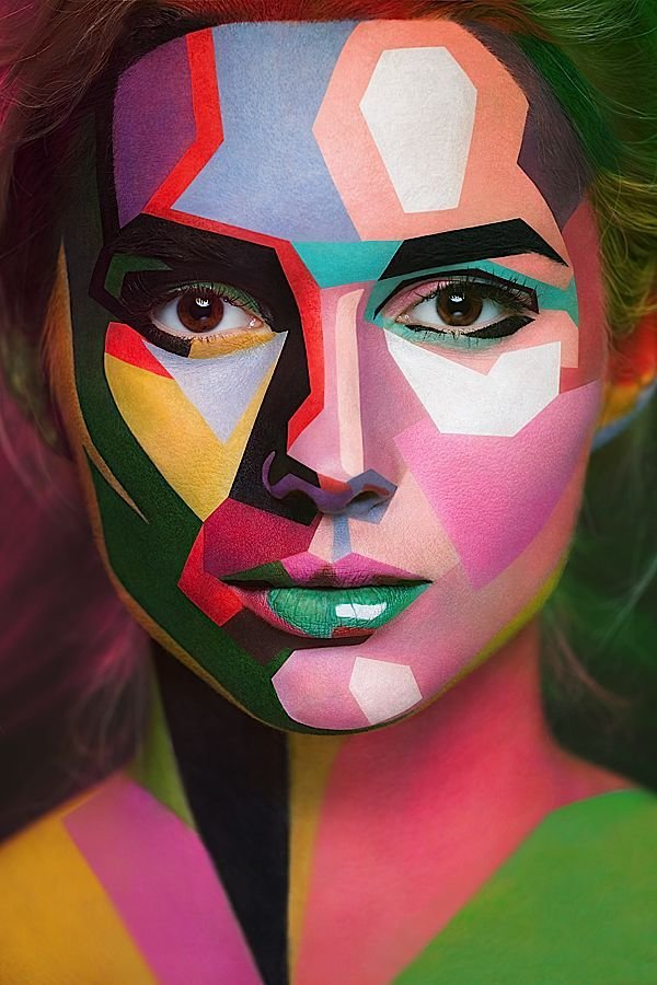 C4D Alexander Khokhlov photography | Art of Face