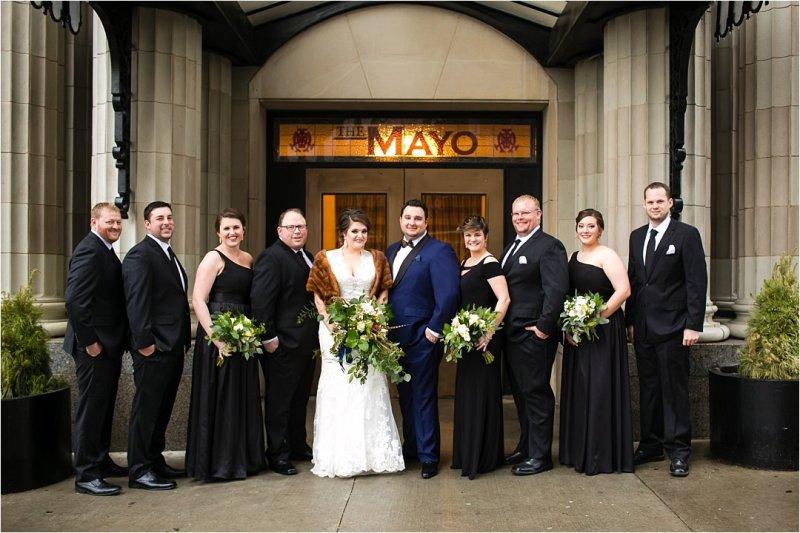 Mayo Hotel Wedding Tulsa Oklahoma Picturesque Photos by Amanda_0025