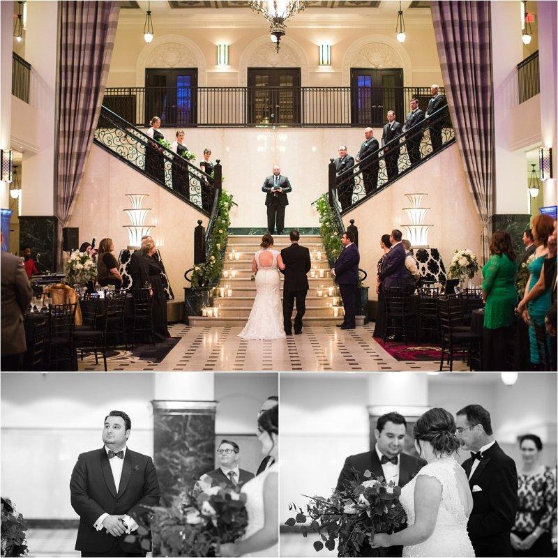 Mayo Hotel Wedding Tulsa Oklahoma Picturesque Photos by Amanda_0043