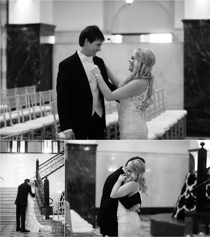 Mayo Hotel Wedding Tulsa Oklahoma Picturesque Photos by Amanda_0023