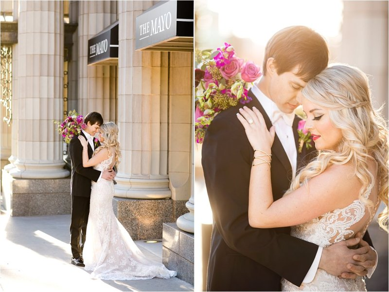 Mayo Hotel Wedding Tulsa Oklahoma Picturesque Photos by Amanda_0031
