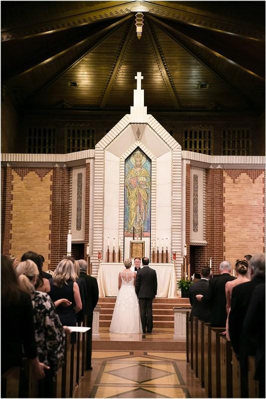 Christ the King Parish Wedding The Bond Reception Tulsa Oklahoma Picturesque Photos by Amanda_0051