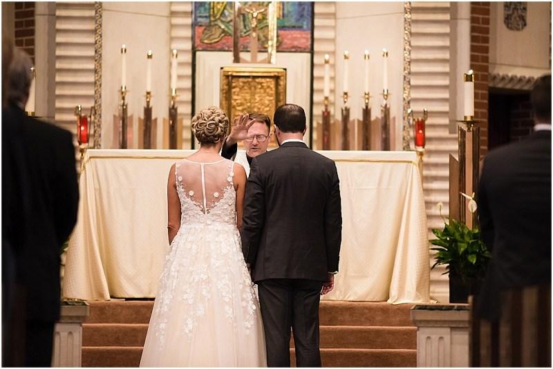 Christ the King Parish Wedding The Bond Reception Tulsa Oklahoma Picturesque Photos by Amanda_0052