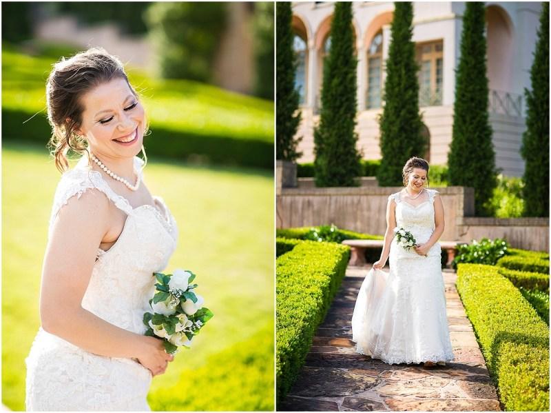Philbrook Museum of Art Wedding Bridal Picturesque Photos by Amanda_0001