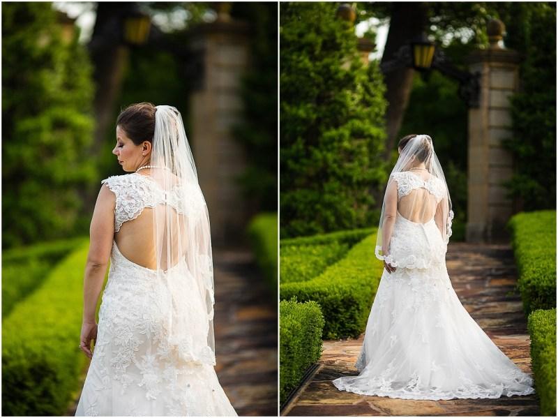 Philbrook Museum of Art Wedding Bridal Picturesque Photos by Amanda_0013