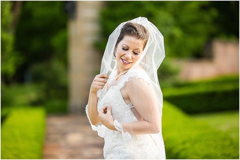 Philbrook Museum of Art Wedding Bridal Picturesque Photos by Amanda_0015
