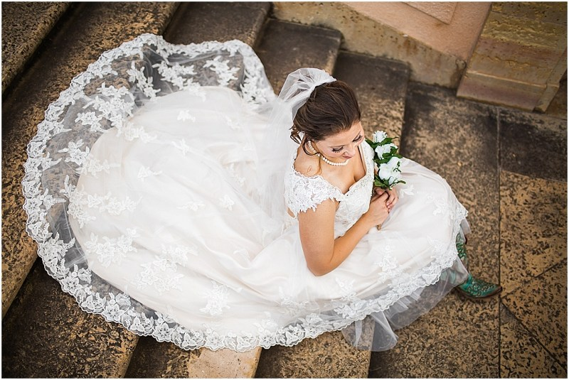 Philbrook Museum of Art Wedding Bridal Picturesque Photos by Amanda_0017