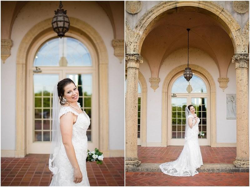Philbrook Museum of Art Wedding Bridal Picturesque Photos by Amanda_0018
