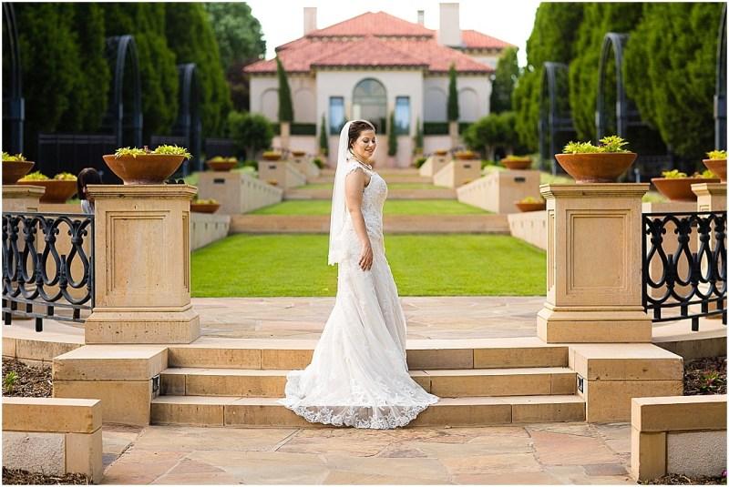 Philbrook Museum of Art Wedding Bridal Picturesque Photos by Amanda_0024