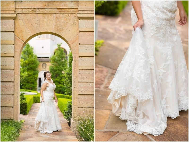 Philbrook Museum of Art Wedding Bridal Picturesque Photos by Amanda_0027