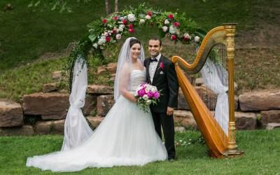 Rachel + Mahdi | Doubletree at Warren Place Wedding | Tulsa, Oklahoma