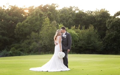 Jessica + Adam   Golf Club of Oklahoma Wedding   Tulsa, Oklahoma