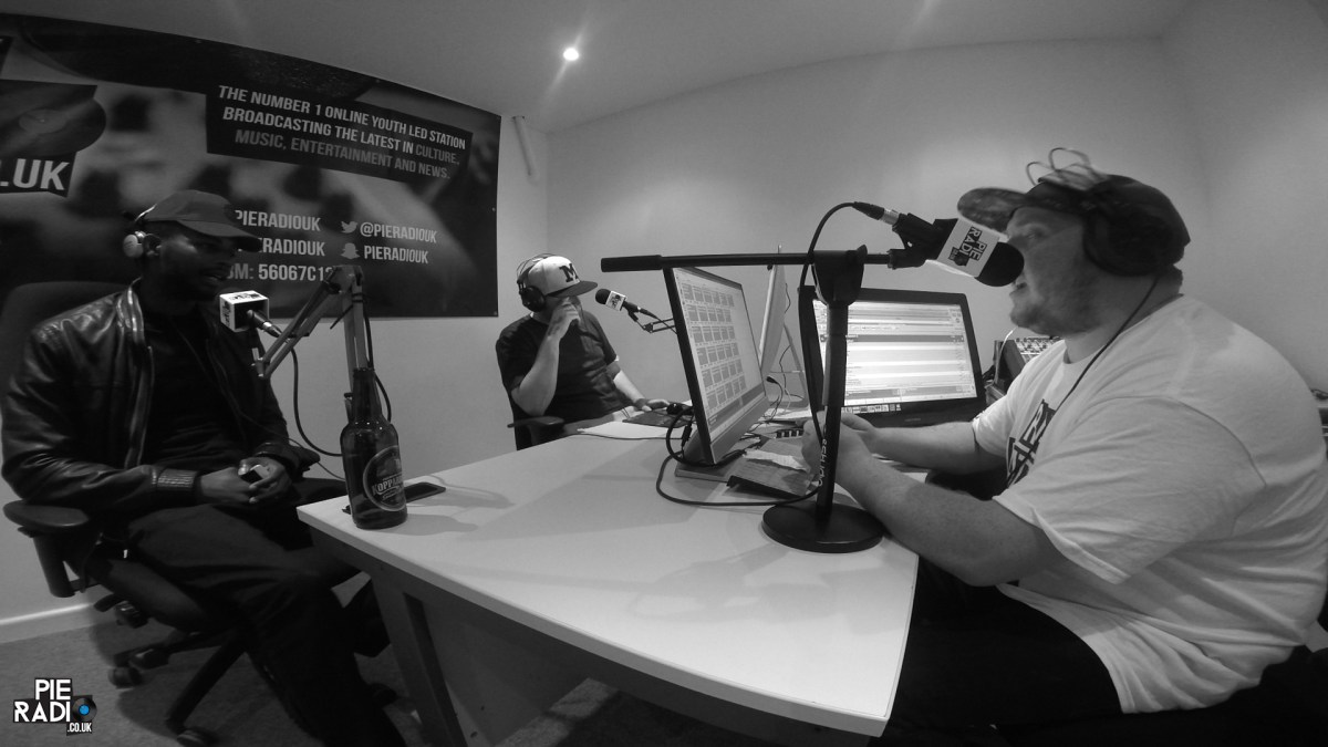 Two4Kay Talks Grime EP, Manchester Music Scene, Passing on collaboration with Donaeo & more On Pie Radio