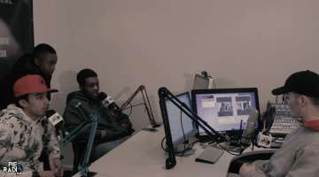 Deani, Shiloh of RMG Interview & Freestyle w/ DJ Pengaleng On Pie Radio