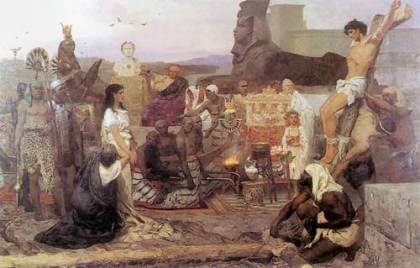 Saints Timothy and Maura – Henryk Siemiradzki
