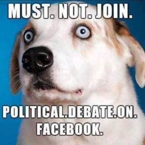 I'm with you, wide-eyed dog. I'm with you.