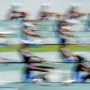 Rowing World Cup, Milan, Italy, 2003.